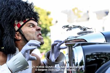 122 - Crazy Horse Guard Issoudun 2014 - Autos Enjouées  ©  Benjamin Dubuis 2014