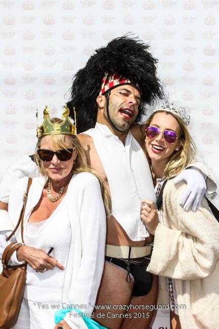 31 - Yes we Cannes - Festival de Cannes 2015 - Crazy Horse Guard - 22052015 (c) Benjamin Dubuis 2015