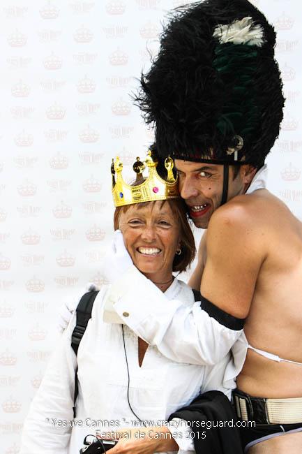 32 - Yes we Cannes - Festival de Cannes 2015 - Crazy Horse Guard - 19052015 (c) Benjamin Dubuis 2015