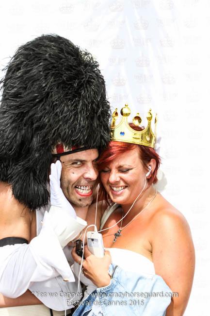 32 - Yes we Cannes - Festival de Cannes 2015 - Crazy Horse Guard - 21052015 (c) Benjamin Dubuis 2015