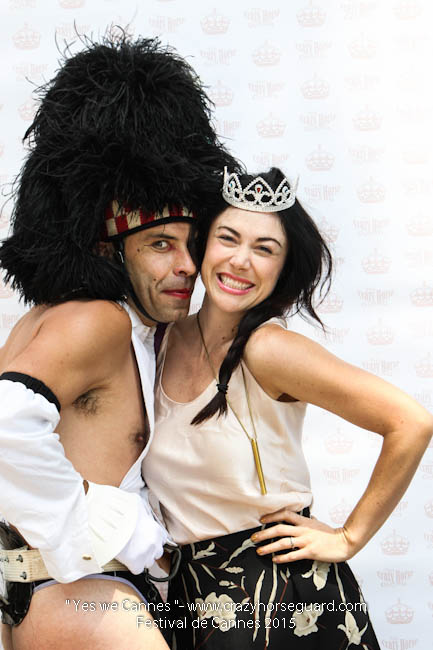 33 - Yes we Cannes - Festival de Cannes 2015 - Crazy Horse Guard - 19052015 (c) Benjamin Dubuis 2015