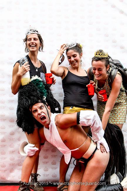 8 - Aurillac 2015 - Crazy Horse Guard - 19082015 - 650 (c) Benjamin Dubuis 2015