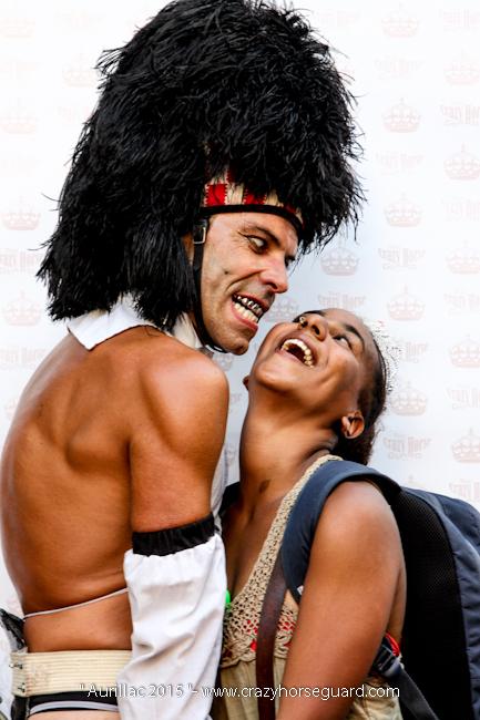 8 - Aurillac 2015 - Crazy Horse Guard - Portrait 20082015 - HD (c) Benjamin Dubuis 2015