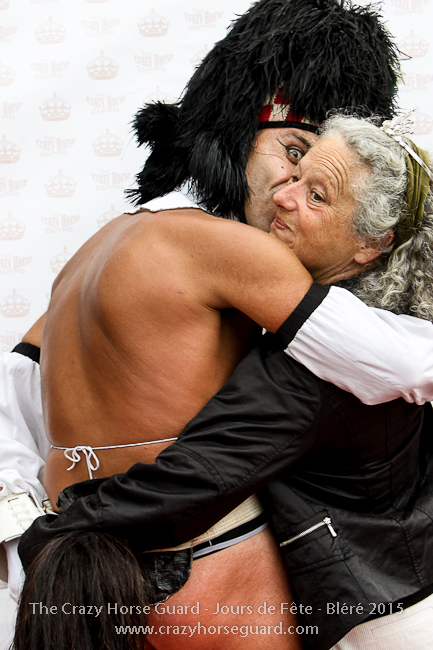 23 - The Crazy Horse Guard - Jours de Fête Bléré 2015 - 650px © Benjamin Dubuis 2015