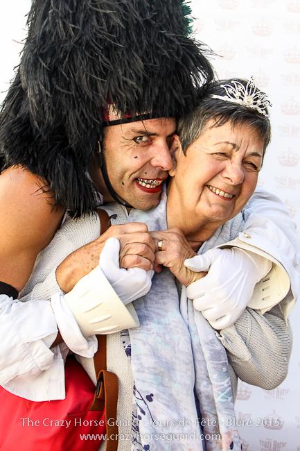 27 - The Crazy Horse Guard - Jours de Fête Bléré 2015 - 650px © Benjamin Dubuis 2015