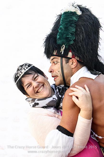 36 - The Crazy Horse Guard - Jours de Fête Bléré 2015 - 650px © Benjamin Dubuis 2015