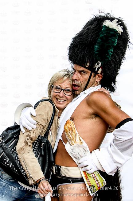 56 - The Crazy Horse Guard - Jours de Fête Bléré 2015 - 650px © Benjamin Dubuis 2015