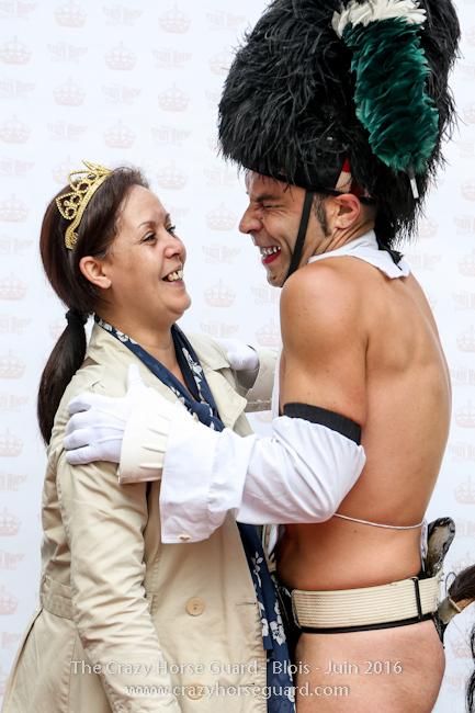 14 - Crazy Horse Guard Blois 15 Juin 2016 - Cie Le Muscle © Benjamin DUBUIS 2016 - Format 650 px