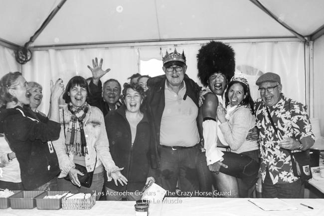 19 - Les Accroche Coeurs - The Crazy Horse Guard Format HD - Cie Le Muscle 2017