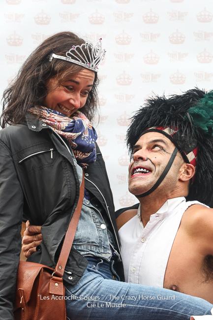 52 - Les Accroche Coeurs - The Crazy Horse Guard Format HD - Cie Le Muscle 2017