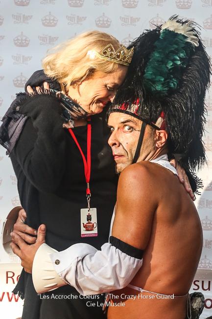 76 - Les Accroche Coeurs - The Crazy Horse Guard Format HD - Cie Le Muscle 2017