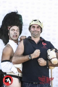 14 - Crazy Horse Guard - Championnat du monde du cheval à 2 pattes !!_