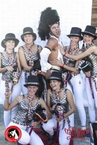 17 - Crazy Horse Guard - Championnat du monde du cheval à 2 pattes !!_