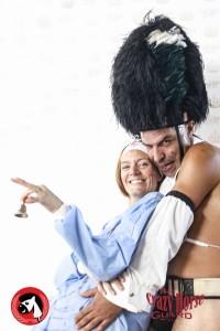 25 - Crazy Horse Guard - Championnat du monde du cheval à 2 pattes !!_