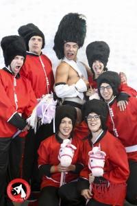 43 - Crazy Horse Guard - Championnat du monde du cheval à 2 pattes !!_
